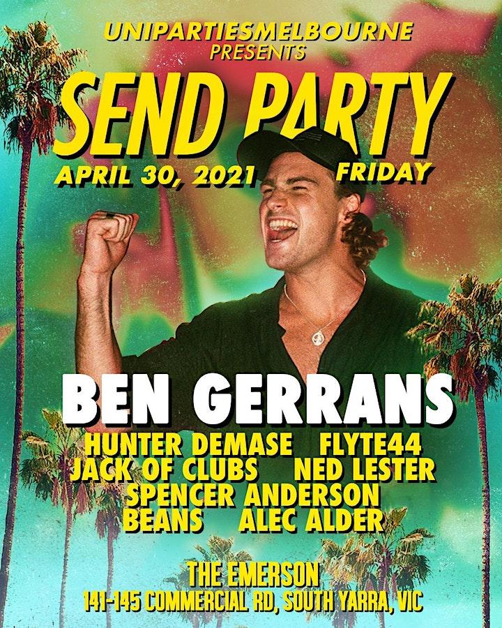 Send Party ft. Ben Gerrans image