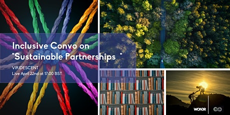 Sustainable Partnerships - how  collaboration  can accelerate impact tickets