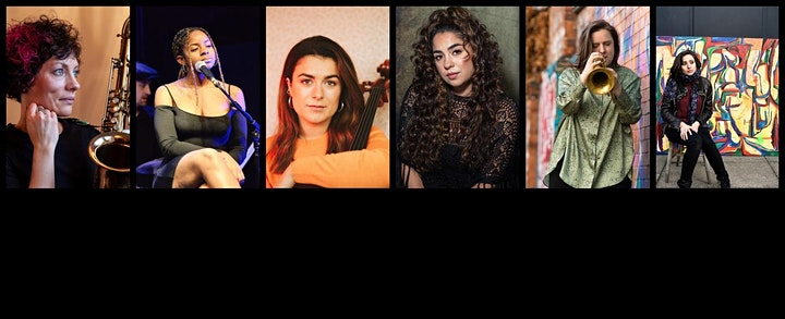Women in Jazz Media - Live at the Vortex image