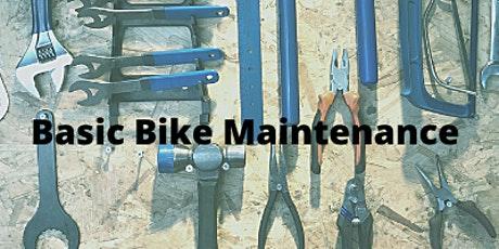 Basic Bike Maintenance tickets