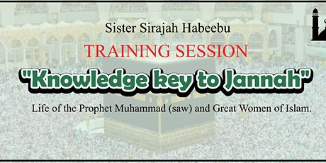 Knowledge key to Jannah tickets