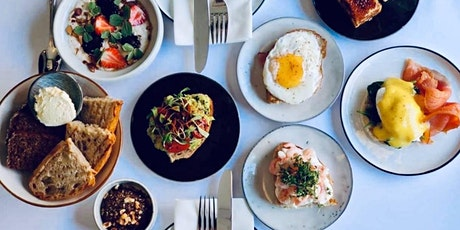 Brunch Bunch at John & Woo (new date - 30th May!) tickets