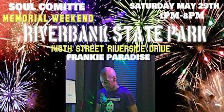 Soul Comitte Memorial Day Weekend Frankie Paradise Selek Kae tickets