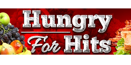 Stay at home with Hungry, June 2021 tickets