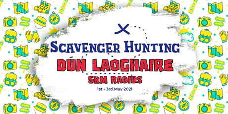 Scavenger Hunting: Dún Laoghaire (5km Radius) tickets