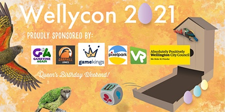 Wellycon 2021 tickets