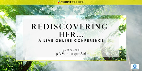 Rediscovering Her LIVE: Online Conference tickets
