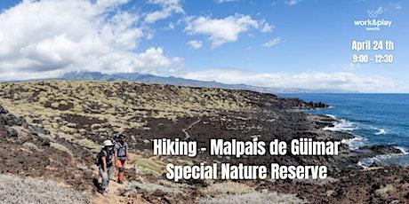 Hiking - Malpaís de Güimar Special Nature Reserve entradas