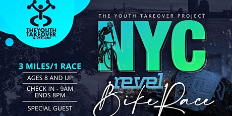 3 Mile 1 Race : Provided by The Youth Take Over Project! tickets