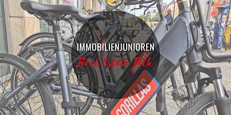 Immobilienjunioren meets Gorillas tickets