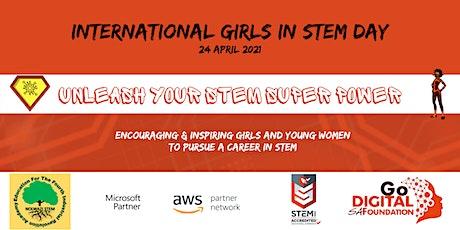 International Girls in STEM tickets