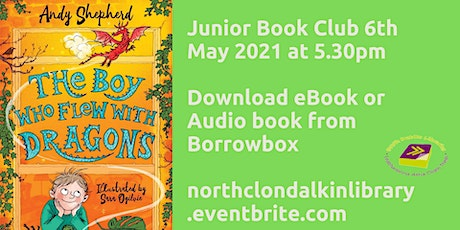 Online Junior Book Club with Juliette Saumande #2 tickets