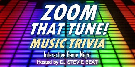 Zoom That Tune PRIDE Game Night tickets