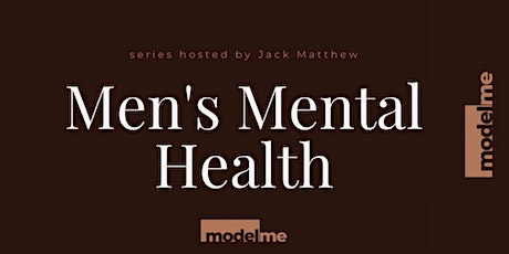 Men's Mental Health: Well-being in the workplace tickets