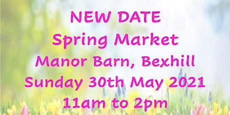 Spring Market tickets