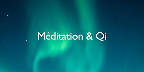 Méditation  & Qi tickets