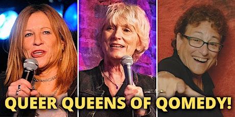 Queer Queens of Qomedy tickets