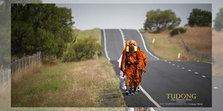 The Dhamma Road: Tudong journey from Geelong to Sydney tickets