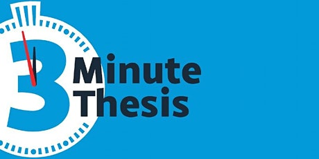 York's Annual 3 Minute Thesis Competition: Imagine if… tickets
