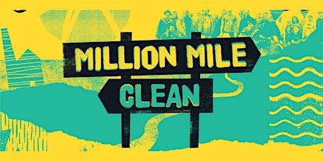 Million Mile Clean - Highcliffe beach tickets