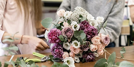 Make a Handtied Summer Bouquet - Floristry Workshop tickets
