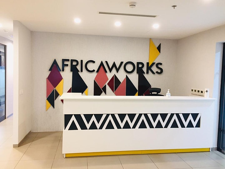 AfricaWorks Accra Open House image