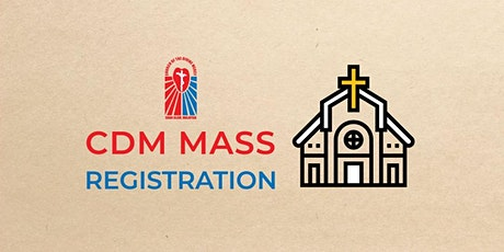 Mass (English) — Saturday, 24th April 2021 - 06:00PM tickets