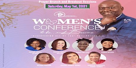 Women's Conference Prayer Brunch boletos