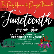 The Juneteenth Pop-up Shop tickets