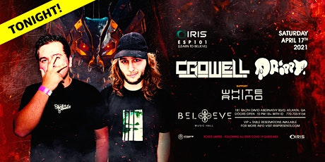 Crowell & Drippy | ESP 101 [Learn to Believe] - Saturday, April 17 tickets