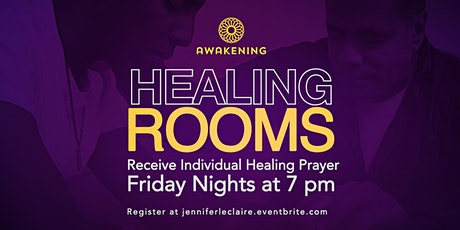 Healing Prayer @ Healing Rooms at Awakening House of Prayer tickets