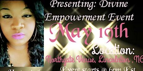 Devine Empowerment tickets