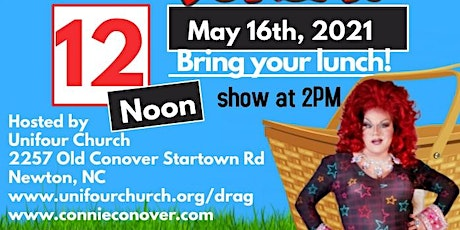 Drive-in Drag Event - Connie Conover and Friends MAY Drag Drive-in tickets