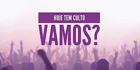 IEQ VALINHOS - CULTO - BENÇÃO PARA SEMANA - DOMINGO 18/04 ÀS 8H ingressos