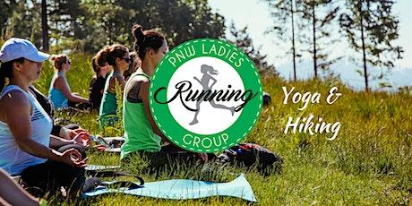 Yoga & Hiking tickets