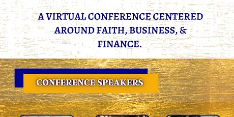 The Purposeful Link Up Conference: Where Faith Meets Business tickets