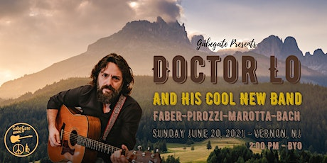 An Afternoon with Doctor Lo Faber and His Cool New Band tickets