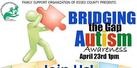 """Autism Awareness Virtual Town Hall Discussion.."""" Bridging the Gap"""" tickets"""