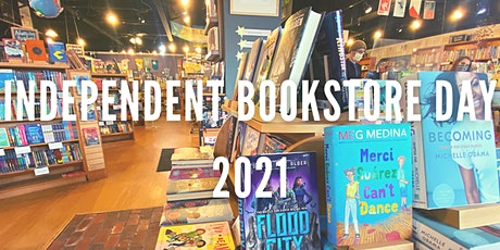 Independent Bookstore Day 2021 tickets
