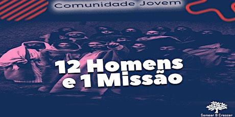 Culto Presencial - Comunidade Jovem Flórida 18/04/2021 tickets
