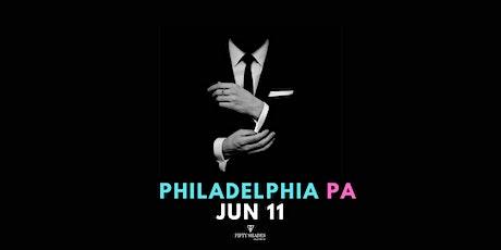 Fifty Shades Live- Philadelphia tickets
