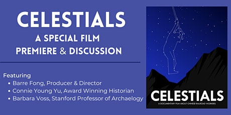 Celestials: A Special Film Premiere & Discussion tickets