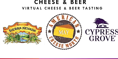 Cheese & Beer Pairing with Cypress Grove Chevre & Sierra Nevada Brewing Co tickets