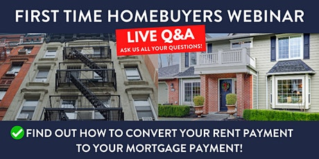 First Time HomeBuyers Events tickets