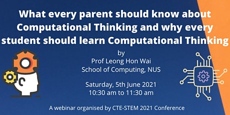 What every parent should know about Computational Thinking tickets