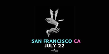Fifty Shades Live-San Francisco tickets