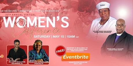 25th Annual Virtual Women's Conference tickets