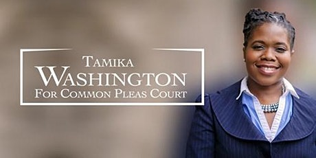 Meet the Candidate: Tamika Washington, Candidate for Judge tickets