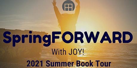 SpringFORWARD Book Signing Event (D.C.) tickets