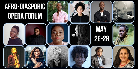 Afro-Diasporic Opera Forum tickets